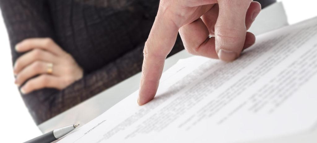 Is een echtscheidingsconvenant vormvrij?